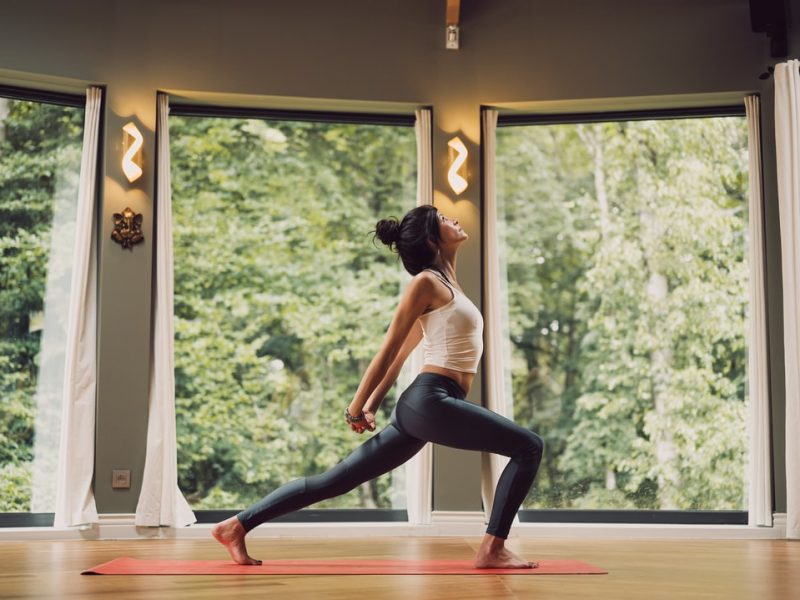 Modified Yoga Offers Reduction for Melancholy and Nervousness